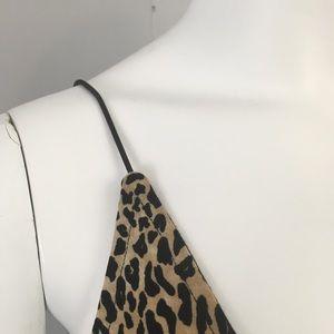 Divided Dresses - Divided H&M Leopard Print Dress